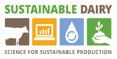 Sustainable Dairy Logo